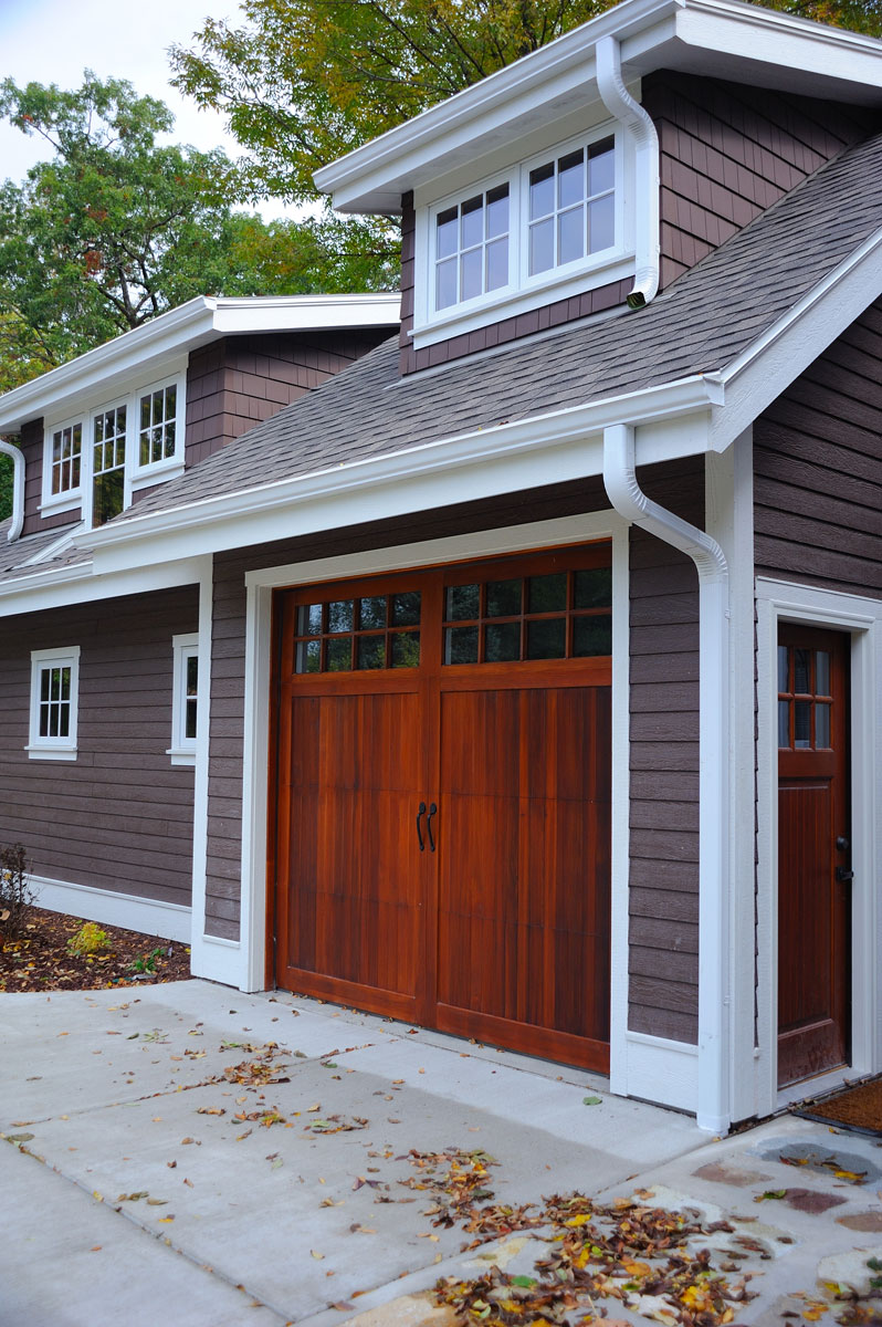 Real Wood Carriage House Garage Doors Buford Carriage